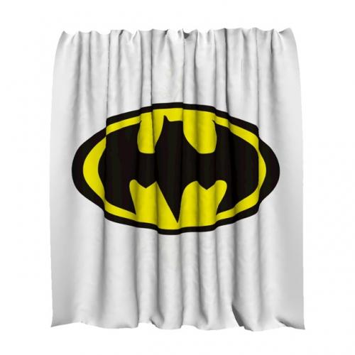 Занавеска для ванной Бэтмен