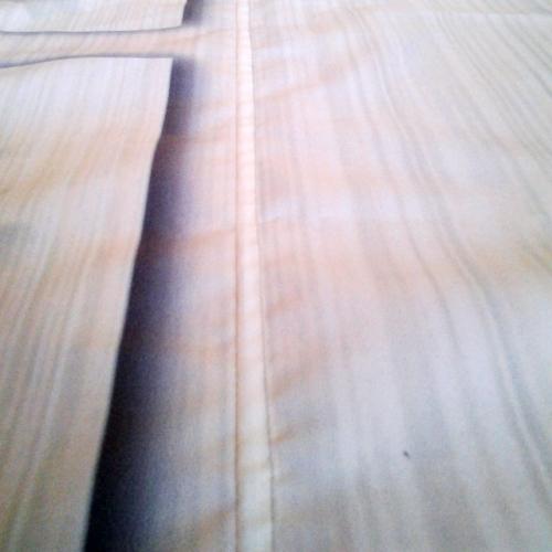 Занавеска для ванной Golden tile zebrano