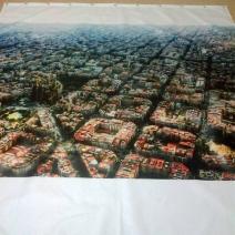 Занавеска для душа Барселона - купить выгодно