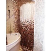 Штора для ванной Керамин Гламур