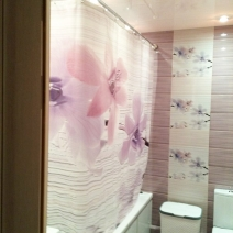 Занавеска для ванной Cersanit Miracle