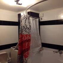 Штора для ванной Kerama Marazzi Varan