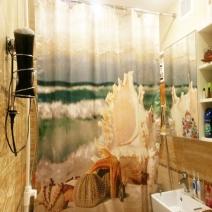 Штора для ванной Уралкерамика